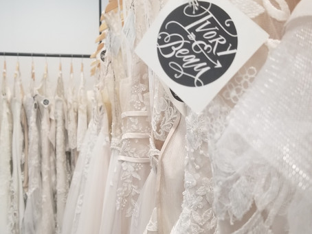 A Day with Ivory & Beau: Savannah's Full-Service Bridal Boutique