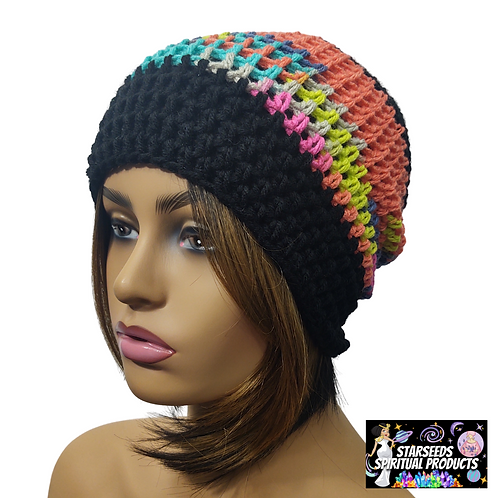 SLOUCH BEANIE - STARSEEDS SPIRITUAL PRODUCTS (Free Shipping)