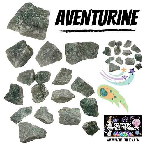 AVENTURINE (ONE PIECE RAW) - STARSEEDS SPIRITUAL PRODUCTS BY RACHEL PHO