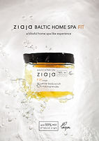 ziaja baltic home spa_whole page advert