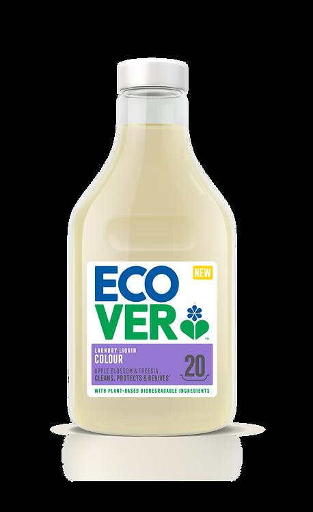 ECOVER Colour tekoči detergent za perilo 1l