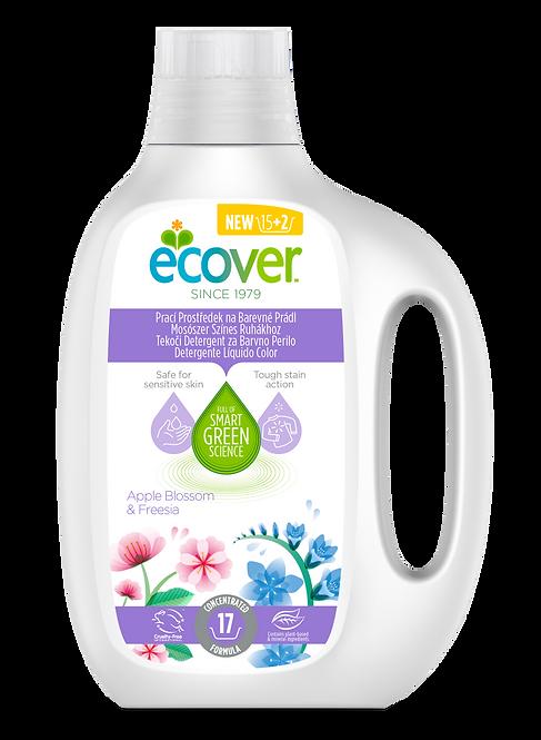 Ecover ekološki COLOR konc. det. za pranje perila cvet jabolka&frezija 850ml