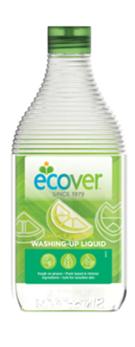 ECOVER ekološki detergent za pomivanje posode - Citrona & aloe vera 450ml
