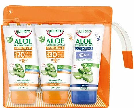 Equilibra Aloe PROSUN-UV torbica za sončenje