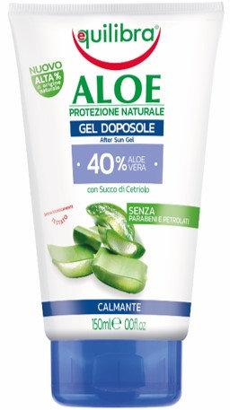 Equilibra Aloe gel po sončenju 150ml