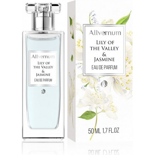 ALLVERNUM EDP Lily of the Valley & Jasmine 50ml