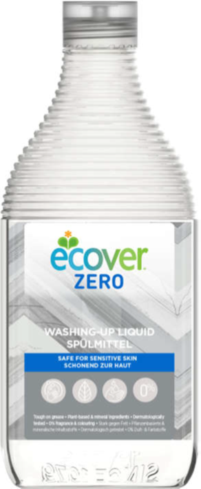 ECOVER ekološki detergent za pomivanje posode - ZERO 450ml