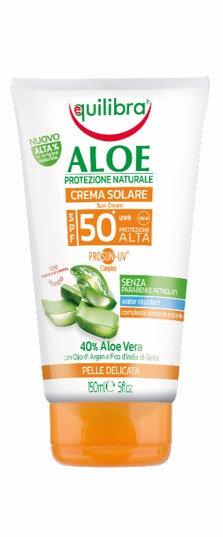 Equilibra Aloe PROSUN-UV krema za sončenje SPF 50+ 150ml