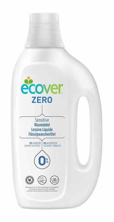 ECOVER tekoči detergent za pranje perila - ZERO 1,5l - koncentrat