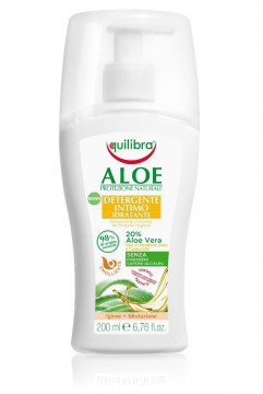 Equilibra ALOE detergent za intimno nego 250ml