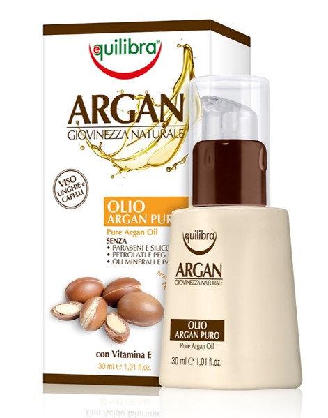 Equilibra Arganovo olje čisto olje 30ml