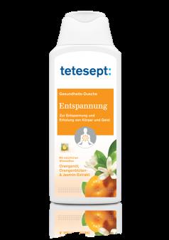 TETESEPT gel za prhanje - za sprostitev 250 ml
