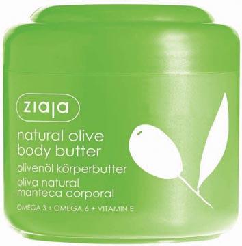 ZIAJA OLIVA Maslo za telo 200 ml