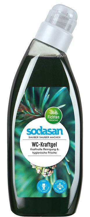 SODASAN gel za čiščenje WC 750ml