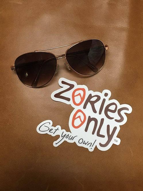 Zories Only Logo Sticker