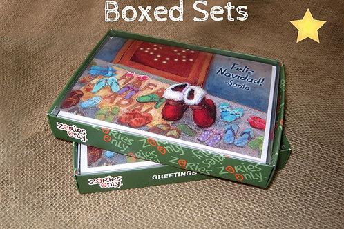 Boxed Card Sets