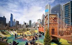 Maggie Daley Park Playground 1