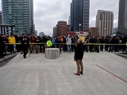 Grant Park Skate Plaza Opening