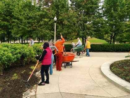 The Chopin Garden Celebration with Chicago Chopin Foundation, Chicago Park District and GPC & GP