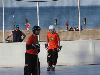 Could Roller Hockey Be Coming To Grant Park?