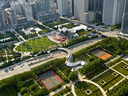 Millennium Park #1 Most Beautiful Public Space + Maggie Daley Restaurant Deal Dead: Top 5 Stories In