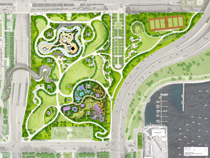 A 1,000 Trees for Maggie Daley Park