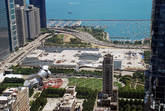 Maggie Daley Park Site