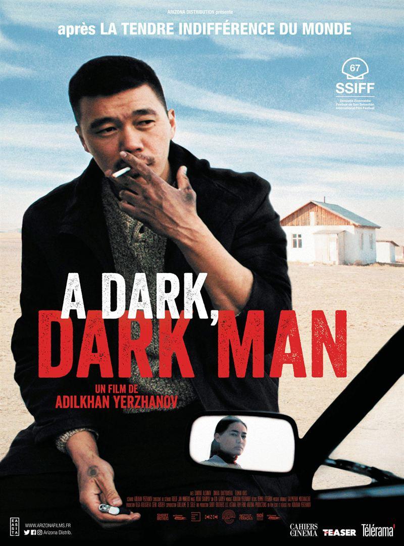 A DARK DARK MAN