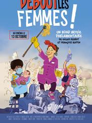 DEBOUT LES FEMMES