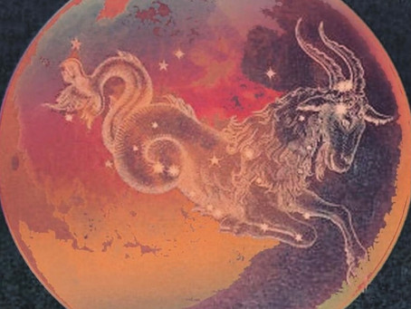 Reflections for the New Moon in Capricorn
