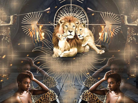 Reflections for the Full Moon in Leo