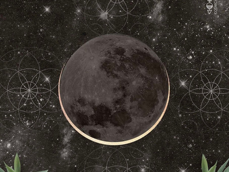 Reflections for the Full Moon Total Eclipse in Sagittarius: A release of what needs to go