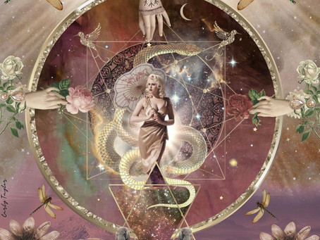 Reflections for the Full Moon in Virgo