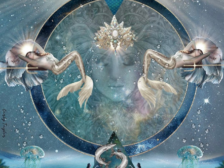 Reflections for the New Moon in Pisces