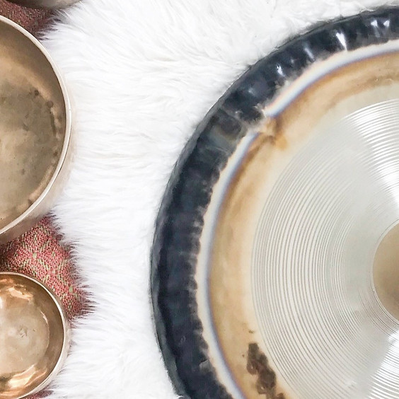 End of Year Ritual + Gong Bath: Closing Out 2020