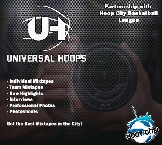 universal hoops