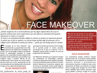 #Odontologia:  FACE MAKEOVER