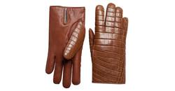 Alligator Gloves