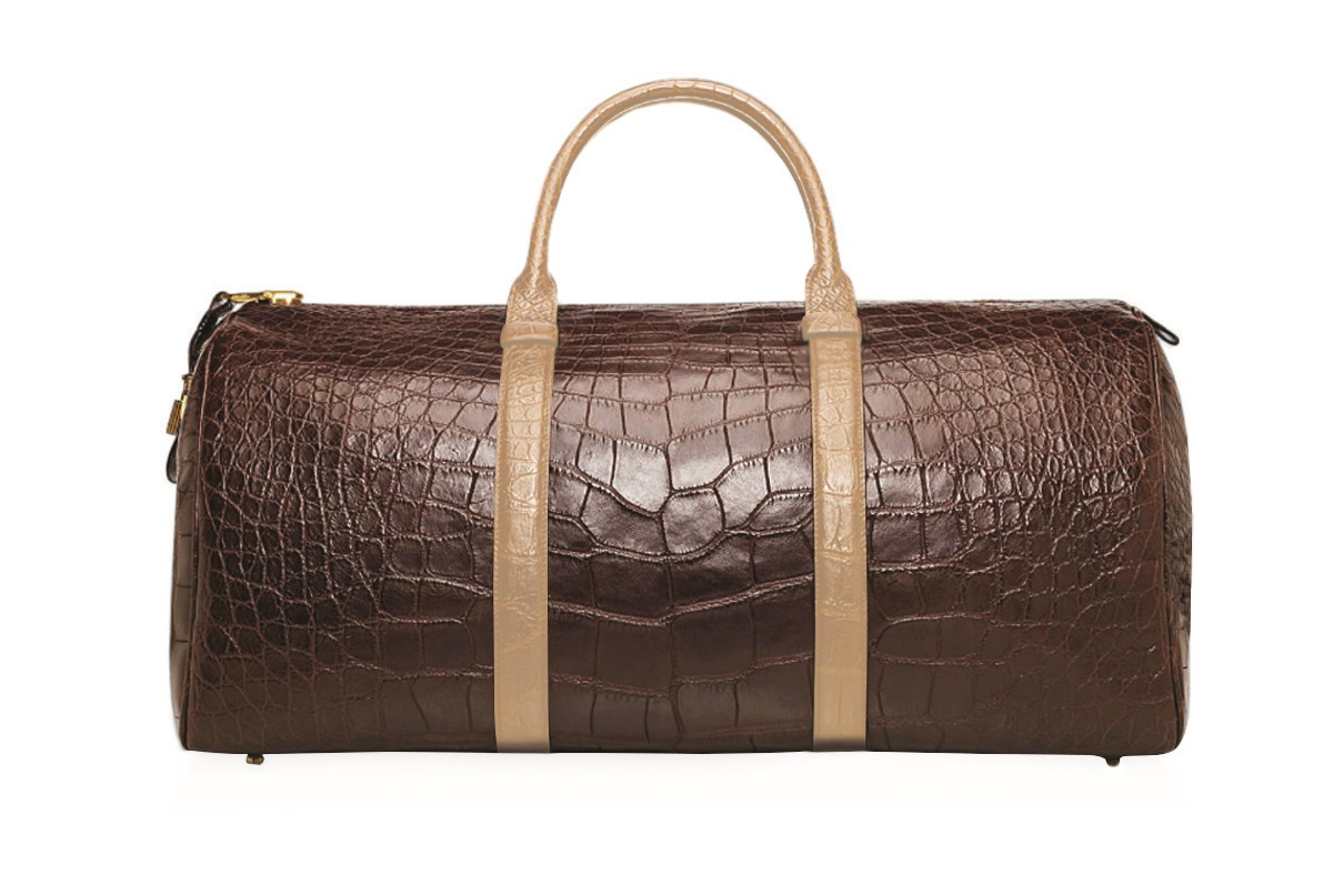 Alligator Duffle Bags