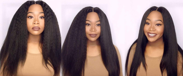 Styling Hair Extensions , Cambodian Kinky hair extensions, human hair wigs, natural hair, wavy hair, curly hair, straight hair, hair, wig, wigs, wig store, best places to order hair, artificial hair integrations