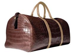 Alligator Duffle Bags, Crocodile