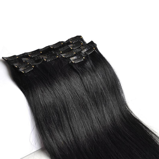 What Are Hair Clip Extensions? , Clip hair extensions, human hair wigs, natural hair, wavy hair, curly hair, straight hair, hair, wig, wigs, wig store, best places to order hair, artificial hair integration
