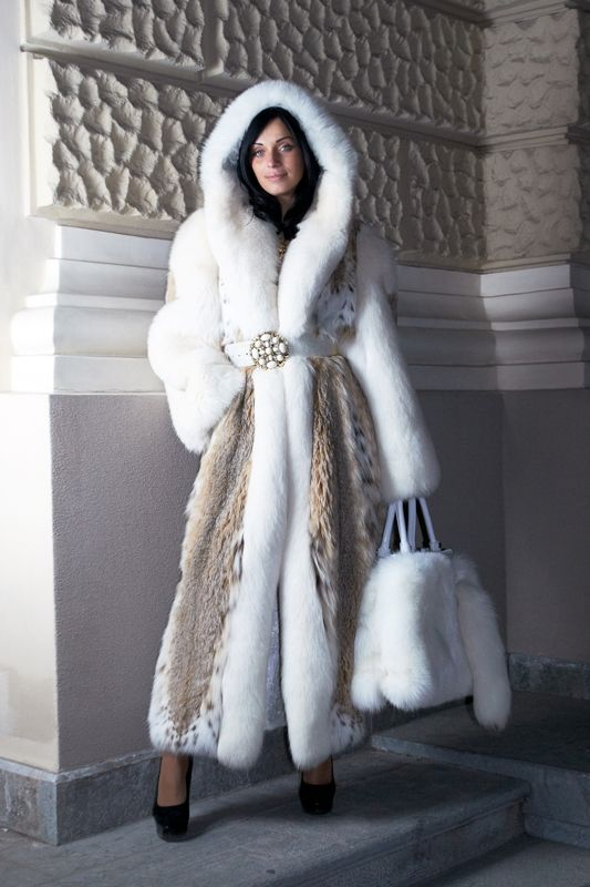 Linx and Fox Fur Coats