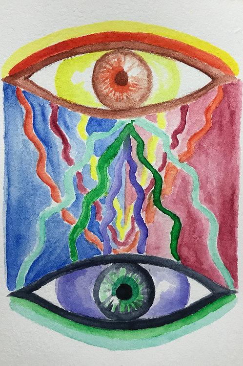 Eye Clash