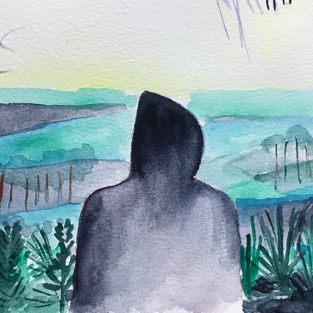 Alone in Nature