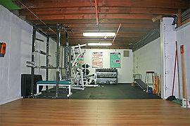 dojo-weight-training-area-winnipeg-goju.
