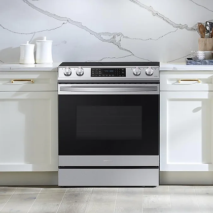 6.3 cu. ft. Slide-In Electric Range with Air Fry Convection Oven