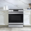 Thumbnail: 6.3 cu. ft. Slide-In Electric Range with Air Fry Convection Oven