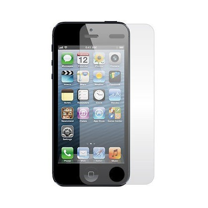 BlastCase Screen Protector for iPhone 5 - Non-Retail Packaging - Clear