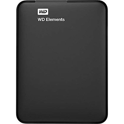 WD 2TB Elements Portable External Hard Drive - USB 3.0 - WDBU6Y0020BBK